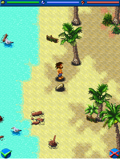 Robinson ở đảo hoang việt hóa 100%